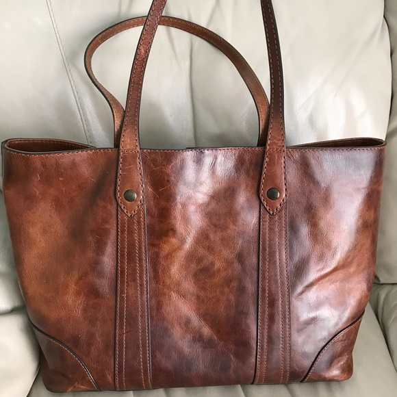 12af32b82d1d Frye Handbags - Frye Melissa shopper